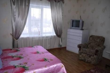 Сдается 1-комнатная квартира посуточнов Липецке, ул. Петра Смородина, 11.