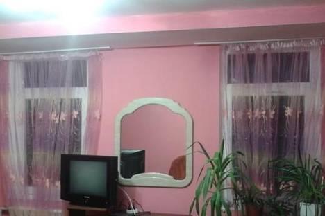 Сдается 1-комнатная квартира посуточно в Бердянске, ул. Красная, 27.