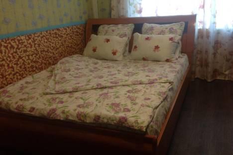 Сдается 1-комнатная квартира посуточнов Чебоксарах, Проспект мира 70.