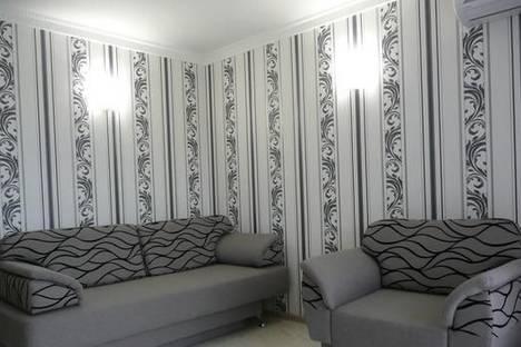 Сдается 2-комнатная квартира посуточно в Алуште, ул. Перекопская, 4в.