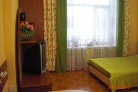Сдается 1-комнатная квартира посуточнов Малом маяке, ул.Кирова, 12.