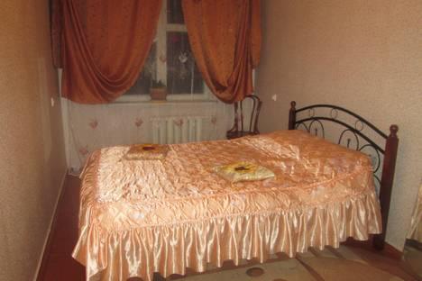 Сдается 2-комнатная квартира посуточно в Ярославле, ул. Панина, 31.