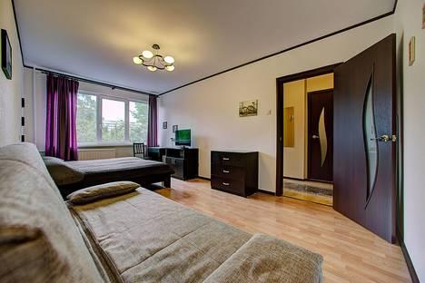 Сдается 1-комнатная квартира посуточнов Санкт-Петербурге, аллея Поликарпова, 8/1 (ПК2).