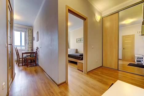 Сдается 1-комнатная квартира посуточнов Санкт-Петербурге, Пр. Королёва, 7 (К8).
