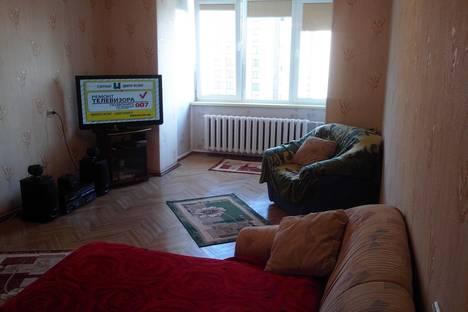 Сдается 1-комнатная квартира посуточнов Санкт-Петербурге, морская набережная 15.