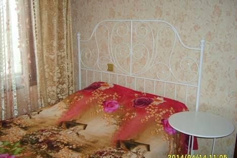 Сдается 1-комнатная квартира посуточнов Дзержинске, проспект Циолковского, 22.