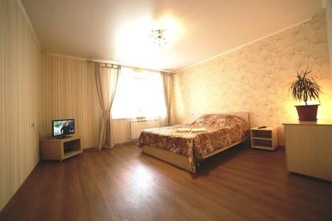 Сдается 1-комнатная квартира посуточнов Чебоксарах, ул. Петра Ермолаева,  2.