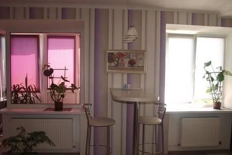 Сдается 1-комнатная квартира посуточно в Белой Церкви, ул. Речная, 4.