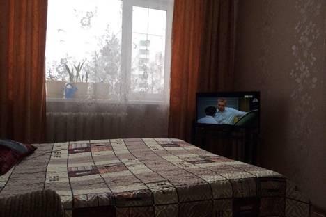Сдается 2-комнатная квартира посуточнов Уфе, ул. 50 лет СССР, 2.