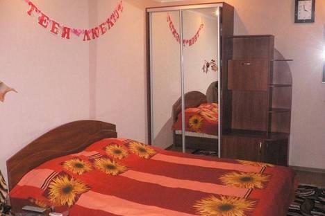 Сдается 1-комнатная квартира посуточно в Днепре, ул. Московская, 27.