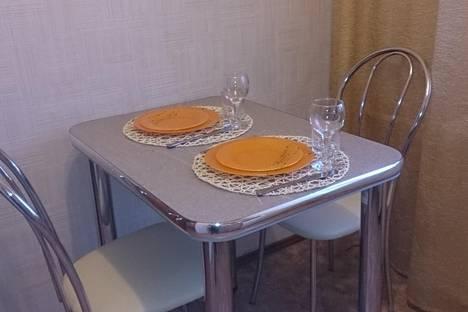 Сдается 1-комнатная квартира посуточнов Абзаково, ул. Косоротова, 11.