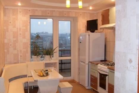 Сдается 2-комнатная квартира посуточно в Днепре, пр.Карла Маркса, 58.