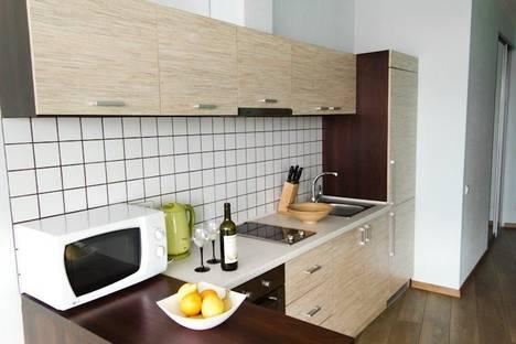 Сдается 2-комнатная квартира посуточно в Днепре, ул.Глинки, 2.