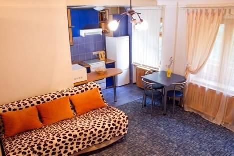 Сдается 3-комнатная квартира посуточно в Днепре, ул.Дзержинского, 19/21.