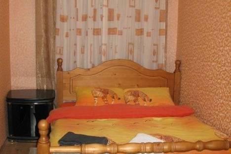 Сдается 2-комнатная квартира посуточно в Днепре, ул. Комсомольская, 28.