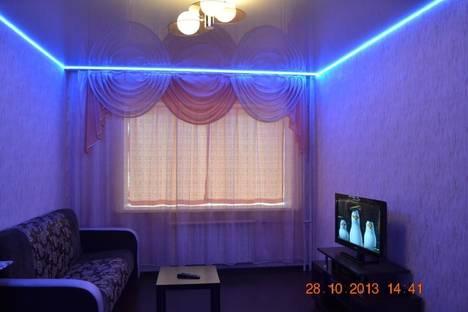 Сдается 1-комнатная квартира посуточнов Абакане, ул.Лермонтова, 27.
