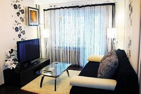 Сдается 2-комнатная квартира посуточнов Днепродзержинске, ул. Кирова, 62.