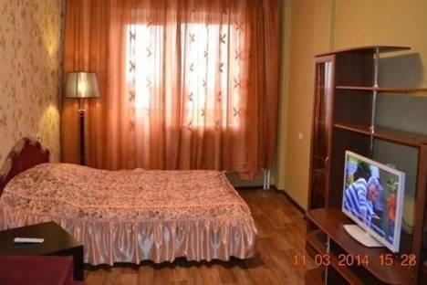 Сдается 1-комнатная квартира посуточно в Абакане, ул.Некрасова, 8.