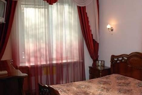 Сдается 2-комнатная квартира посуточно в Днепре, проспект Пушкина, 25/27.