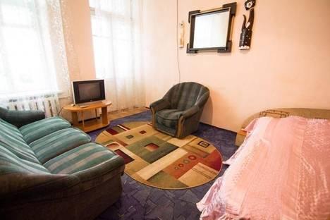 Сдается 1-комнатная квартира посуточно в Днепре, ул. Короленко, 15.