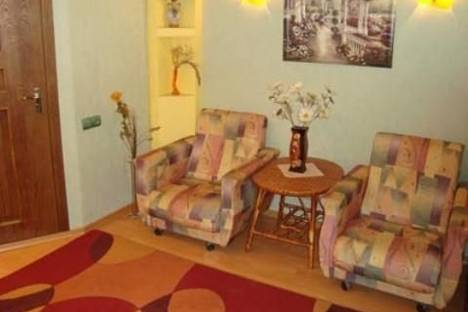 Сдается 1-комнатная квартира посуточно в Днепре, ул.Ленинградская, 18.