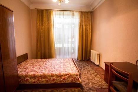 Сдается 2-комнатная квартира посуточно в Днепре, ул.Московская, 22.