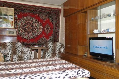 Сдается 1-комнатная квартира посуточно в Днепре, пр. К. Маркса 70-А.