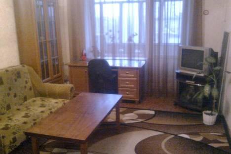 Сдается 1-комнатная квартира посуточно в Днепре, ул. Жуковского, 4А.