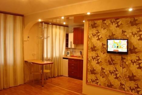 Сдается 1-комнатная квартира посуточно в Днепре, ул. Титова, 22а.