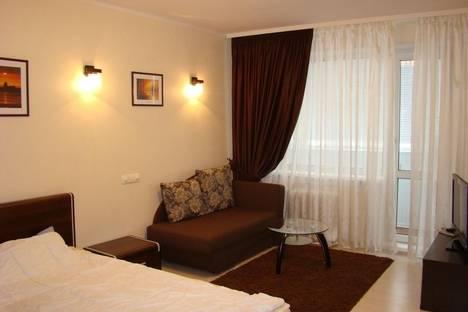 Сдается 1-комнатная квартира посуточно в Днепре, пр. Кирова, 13.