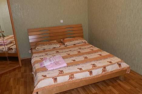 Сдается 1-комнатная квартира посуточно в Харькове, Ул. Красношкольная набережная, 26.