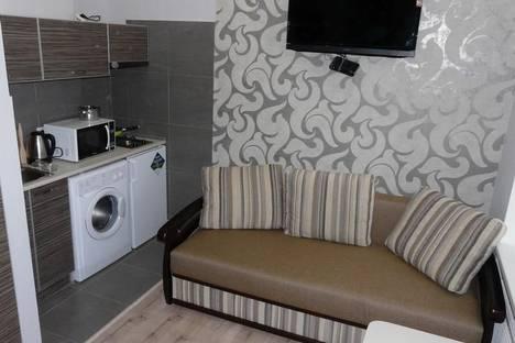 Сдается 1-комнатная квартира посуточно в Харькове, Пер. Лопанский, 4.