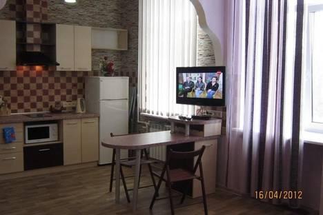 Сдается 1-комнатная квартира посуточно в Харькове, Пл. Руднева, 22.