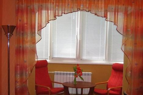 Сдается 1-комнатная квартира посуточно в Харькове, проспект Ленина, 23.