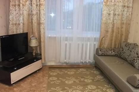 Сдается 1-комнатная квартира посуточно в Уральске, Евразия 49.