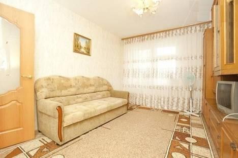 Сдается 1-комнатная квартира посуточнов Казани, Чистопольская 23.