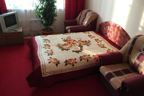 Сдается 1-комнатная квартира посуточнов Дмитрове, Махалина, 27.