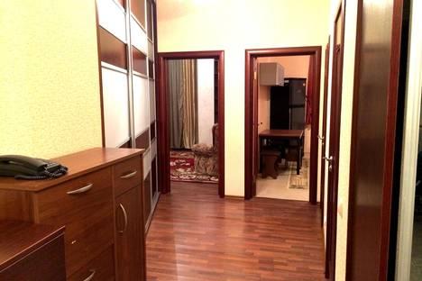Сдается 1-комнатная квартира посуточнов Ханты-Мансийске, ул. Дунина-Горкавича, 11.