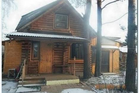 Сдается коттедж посуточно в Санкт-Петербурге, деревня Васкелово, 1.