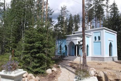Сдается коттедж посуточнов Санкт-Петербурге, деревня Раздолье, 1.