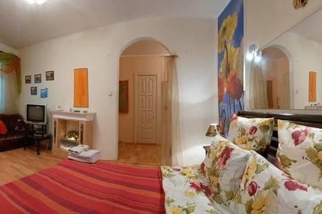 Сдается 1-комнатная квартира посуточно в Ровно, ул. Костромская, 1.