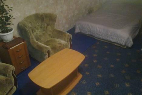 Сдается 1-комнатная квартира посуточно в Прилуках, ул. Коптева, 9.