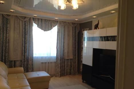 Сдается 2-комнатная квартира посуточнов Ханты-Мансийске, ул. Чехова, 27 а.