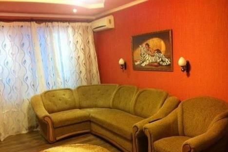 Сдается 1-комнатная квартира посуточно в Новой Каховке, Горького, 9.