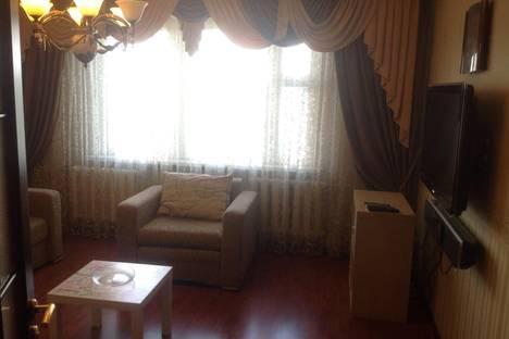 Сдается 2-комнатная квартира посуточно в Домодедове, Корнеева 32.