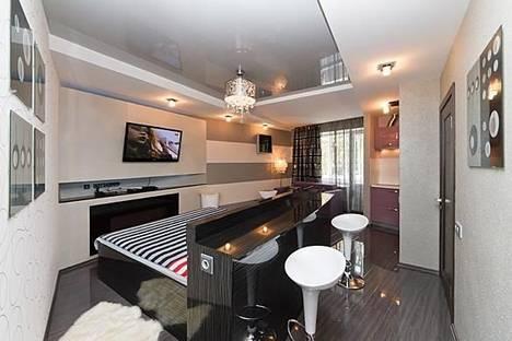 Сдается 1-комнатная квартира посуточно в Киеве, ул. Госпитальная, 2.