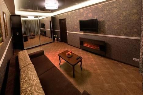 Сдается 2-комнатная квартира посуточно в Днепре, Комсомольская, 70.