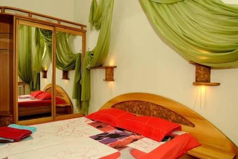 Сдается 2-комнатная квартира посуточно в Киеве, ул. Богдана Хмельницкого, 36.
