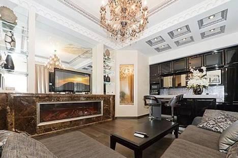 Сдается 2-комнатная квартира посуточно в Киеве, ул. Лютеранская, 3.