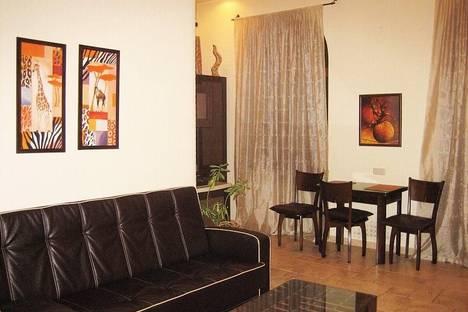 Сдается 2-комнатная квартира посуточно в Киеве, ул. Эспланадная, 2.